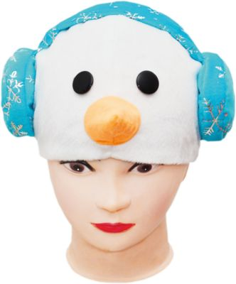 Пуговка Маска Снеговик