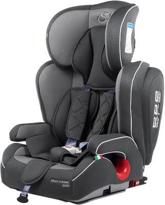 јвтокресло Sweet Baby Gran Turismo Sps C Isofix, 9-36 г, —ерый