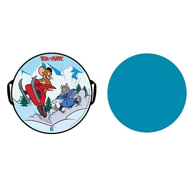 WB Том и Джерри, ледянка,  52 см, круглаяЛедянки<br>1toy WB Том и Джерри, ледянка,  52 см, круглая<br>Ширина мм: 520; Глубина мм: 520; Высота мм: 10; Вес г: 300; Возраст от месяцев: 36; Возраст до месяцев: 1188; Пол: Унисекс; Возраст: Детский; SKU: 7241976;