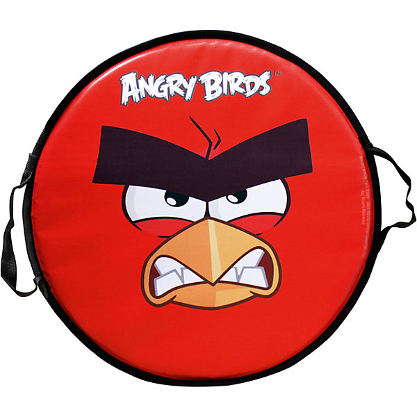 Ледянка 1Toy Angry Birds круглая, 52 смЛедянки<br>Ледянка для любителей зимних спортивных развлечений с героями любимой игры.<br><br>Ширина мм: 520<br>Глубина мм: 520<br>Высота мм: 10<br>Вес г: 300<br>Возраст от месяцев: 36<br>Возраст до месяцев: 1188<br>Пол: Унисекс<br>Возраст: Детский<br>SKU: 7241981
