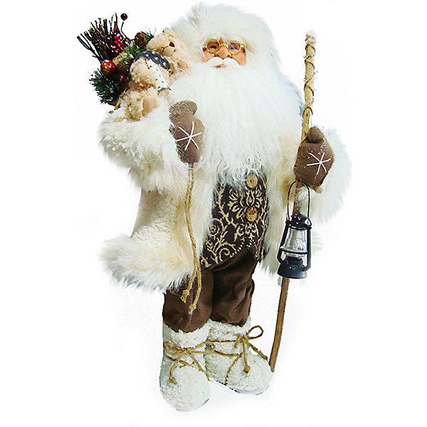 Дед Мороз Большой в Белой ШубеНовинки Новый Год<br>Характеристики:<br><br>• рождественская фигура;<br>• реалистичное исполнение игрушки;<br>• является украшением и символом нового года;<br>• высота деда Мороза: 60 см;<br>• состав: нетканое полотно, плюш, пластик;<br>• срок службы изделия: 5 лет;<br>• размер упаковки: 60х30х60 см;<br>• вес: 1,28 кг. <br><br>Атмосфера нового года ощущается в окружающих нас предметах. Фигурка Деда Мороза – напоминание детям и взрослым о том, что близится волшебный праздник новый год. Фигура Деда Мороза изготовлена из плюша, мягкая и приятная на ощупь игрушка.<br><br>Мягкую игрушку Maxitoys Дед Мороз Большой в Белой Шубе можно купить в нашем интернет-магазине.<br><br>Ширина мм: 600<br>Глубина мм: 300<br>Высота мм: 600<br>Вес г: 1280<br>Возраст от месяцев: 60<br>Возраст до месяцев: 2147483647<br>Пол: Унисекс<br>Возраст: Детский<br>SKU: 7243066