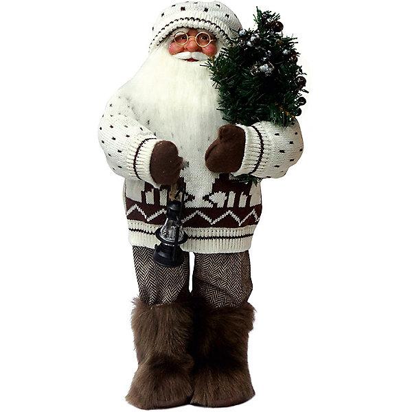 Дед Мороз с ЕлкойНовинки Новый Год<br>Характеристики:<br><br>• рождественская фигура;<br>• реалистичное исполнение игрушки;<br>• является украшением и символом нового года;<br>• высота деда Мороза: 46 см;<br>• состав: нетканое полотно, плюш, пластик;<br>• срок службы изделия: 5 лет;<br>• размер упаковки: 46х23х46 см;<br>• вес: 662 г. <br><br>Атмосфера нового года ощущается в окружающих нас предметах. Фигурка Деда Мороза – напоминание детям и взрослым о том, что близится волшебный праздник новый год. Фигура Деда Мороза изготовлена из плюша, мягкая и приятная на ощупь игрушка.<br><br>Мягкую игрушку Maxitoys Дед Мороз с Елкой можно купить в нашем интернет-магазине.<br><br>Ширина мм: 460<br>Глубина мм: 230<br>Высота мм: 460<br>Вес г: 662<br>Возраст от месяцев: 60<br>Возраст до месяцев: 2147483647<br>Пол: Унисекс<br>Возраст: Детский<br>SKU: 7243068