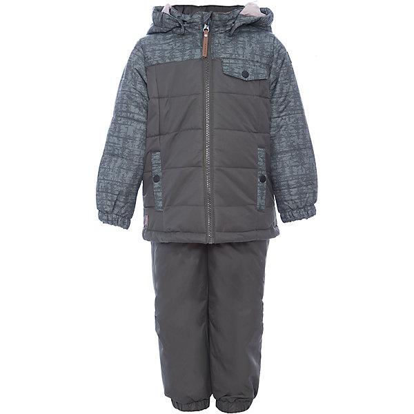 Комплект: куртка и полукомбинезон Luhta для мальчикаВерхняя одежда<br>Характеристики товара:<br><br>• цвет: хаки <br>• комплектация: куртка и полукомбинезон <br>• состав ткани: 100% полиэстер<br>• подкладка: 100% полиэстер<br>• утеплитель: 100% полиэстер<br>• сезон: зима<br>• температурный режим: от -20 до +5<br>• особенности модели: с капюшоном<br>• плотность утеплителя: 250/160 г/м2<br>• капюшон: без меха, съемный<br>• застежка: молния<br>• штрипки: отстегиваются<br>• страна бренда: Финляндия<br>• страна изготовитель: Китай<br><br>Такой детский комплект для зимы от известного финского бренда Luhta состоит из куртки и полукомбинезона. Комплект для мальчика дополнен съемными штрипками и капюшоном. Удобный теплый комплект для ребенка позволит наслаждаться зимой, не боясь замерзнуть. <br><br>Комплект: куртка и полукомбинезон Luhta (Лухта) для мальчика можно купить в нашем интернет-магазине.<br>Ширина мм: 356; Глубина мм: 10; Высота мм: 245; Вес г: 519; Цвет: хаки; Возраст от месяцев: 18; Возраст до месяцев: 24; Пол: Мужской; Возраст: Детский; Размер: 92,128,122,116,110,104,98; SKU: 7264063;