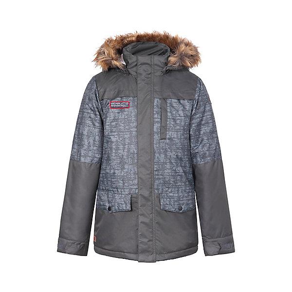 Парка Luhta для мальчикаВерхняя одежда<br>Характеристики товара:<br><br>• цвет: зеленый<br>• состав ткани: 100% полиэстер<br>• подкладка: 100% полиэстер<br>• утеплитель: 100% полиэстер<br>• сезон: зима<br>• температурный режим: от -15 до 0<br>• особенности модели: с капюшоном<br>• капюшон: несъемный<br>• плотность утеплителя: 200 г/м2<br>• застежка: молния<br>• встроенный термометр<br>• страна бренда: Финляндия<br>• страна изготовитель: Китай<br><br>Практичная детская парка выполнена в модном универсальном цвете. Зимняя куртка дополнена удобными деталями - молния закрыта планкой, рукав заканчивается липучкой, утяжка по подолу куртки. Эта теплая парка для мальчика снабжена капюшоном. <br><br>Парку Luhta (Лухта) для мальчика можно купить в нашем интернет-магазине.<br><br>Ширина мм: 356<br>Глубина мм: 10<br>Высота мм: 245<br>Вес г: 519<br>Цвет: зеленый<br>Возраст от месяцев: 96<br>Возраст до месяцев: 108<br>Пол: Мужской<br>Возраст: Детский<br>Размер: 134,164,158,152,146,140<br>SKU: 7264122