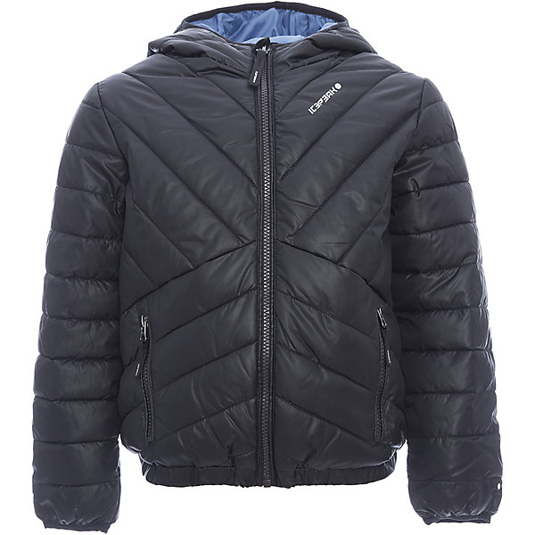 Куртка ICEPEAK для мальчикаВерхняя одежда<br>Характеристики товара:  <br><br>• цвет: серый; <br>• состав ткани: 100% полиэстер;<br>• подкладка: 100% полиэстер; <br>• утеплитель: 100% полиэстер, искусственный пух;<br>• сезон: зима; <br>• температурный режим: от -20 до +5; <br>• особенности модели: с капюшоном, стеганая; <br>• капюшон: несъемный; <br>• плотность утеплителя: 200/120 г/м2; <br>• застежка: молния; <br>• страна бренда: Финляндия; <br>• страна изготовитель: Китай.<br><br>Практичная детская куртка отлично подойдет для зимних морозов. Зимняя куртка дополнена удобными деталями - молния закрыта планкой, есть карманы. Эта теплая куртка для мальчика снабжена капюшоном.   <br><br>Куртку Icepeak (Айспик) для мальчика можно купить в нашем интернет-магазине.<br>Ширина мм: 356; Глубина мм: 10; Высота мм: 245; Вес г: 519; Цвет: серый; Возраст от месяцев: 60; Возраст до месяцев: 72; Пол: Мужской; Возраст: Детский; Размер: 116,176,128,140,152,164; SKU: 7264162;