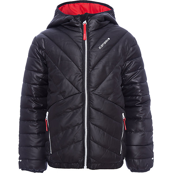 Куртка ICEPEAK для мальчикаВерхняя одежда<br>Характеристики товара:<br><br>• цвет: черный<br>• состав ткани: 100% полиэстер<br>• подкладка: 100% полиэстер<br>• утеплитель: 100% полиэстер, искусственный пух<br>• сезон: зима<br>• температурный режим: от -20 до +5<br>• особенности модели: с капюшоном, стеганая<br>• капюшон: несъемный<br>• плотность утеплителя: 200/120 г/м2<br>• застежка: молния<br>• страна бренда: Финляндия<br>• страна изготовитель: Китай<br><br>Такая детская куртка дополнена яркой подкладкой. Зимняя куртка дополнена удобными деталями - молния закрыта планкой, есть карманы. Эта теплая куртка для мальчика снабжена капюшоном. <br><br>Куртку Luhta (Лухта) для мальчика можно купить в нашем интернет-магазине.<br><br>Ширина мм: 356<br>Глубина мм: 10<br>Высота мм: 245<br>Вес г: 519<br>Цвет: черный<br>Возраст от месяцев: 60<br>Возраст до месяцев: 72<br>Пол: Мужской<br>Возраст: Детский<br>Размер: 116,176,164,152,140,128<br>SKU: 7264169