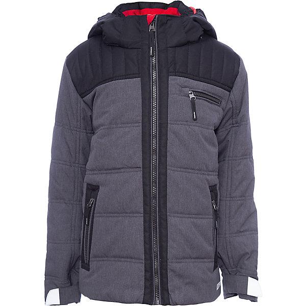 Куртка ICEPEAK для мальчикаВерхняя одежда<br>Характеристики товара:<br><br>• цвет: серый<br>• состав ткани: 100% полиэстер<br>• подкладка: 100% полиэстер<br>• утеплитель: 100% полиэстер<br>• сезон: зима<br>• температурный режим: от -25 до +5<br>• особенности модели: с капюшоном<br>• капюшон: съемный<br>• плотность утеплителя: 220 г/м2<br>• застежка: молния<br>• страна бренда: Финляндия<br>• страна изготовитель: Китай<br><br>Теплая куртка для мальчика сделана из комбинированной ткани. Практичная детская куртка отлично подойдет для зимних морозов. Зимняя куртка дополнена удобными деталями - молния закрыта планкой, есть карманы и капюшон. <br><br>Куртку Luhta (Лухта) для мальчика можно купить в нашем интернет-магазине.<br><br>Ширина мм: 356<br>Глубина мм: 10<br>Высота мм: 245<br>Вес г: 519<br>Цвет: серый<br>Возраст от месяцев: 84<br>Возраст до месяцев: 96<br>Пол: Мужской<br>Возраст: Детский<br>Размер: 128,176,164,152,140<br>SKU: 7264176