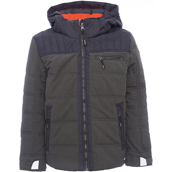 Куртка ICEPEAK для мальчикаВерхняя одежда<br>Характеристики товара: <br><br>• цвет: хаки;<br>• состав ткани: 100% полиэстер;<br>• подкладка: 100% полиэстер;<br>• утеплитель: 100% полиэстер; <br>• сезон: зима;<br>• температурный режим: от -25 до +5;<br>• особенности модели: с капюшоном; <br>• капюшон: съемный;<br>• плотность утеплителя: 220 г/м2;<br>• застежка: молния;<br>• страна бренда: Финляндия ;<br>• комфорт и качество .<br><br>Обеспечить ребенку тепло и комфорт в морозы поможет такая куртка для мальчика. Практичная детская куртка отлично подойдет для зимних морозов. Зимняя куртка дополнена удобными деталями - молния закрыта планкой, есть карманы и капюшон.   <br><br>Куртку Icepeak (Айспик) для мальчика можно купить в нашем интернет-магазине.<br>Ширина мм: 356; Глубина мм: 10; Высота мм: 245; Вес г: 519; Цвет: хаки; Возраст от месяцев: 156; Возраст до месяцев: 168; Пол: Мужской; Возраст: Детский; Размер: 164,176,128,140,152; SKU: 7264182;