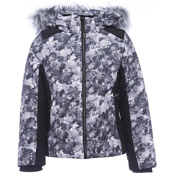 Куртка ICEPEAK для девочкиВерхняя одежда<br>Характеристики товара:<br><br>• цвет: белый<br>• состав ткани: 100% полиэстер<br>• подкладка: 100% полиэстер<br>• утеплитель: 100% полиэстер<br>• сезон: зима<br>• температурный режим: от -25 до +5<br>• особенности модели: с капюшоном<br>• капюшон: съемный<br>• плотность утеплителя: 220/180 г/м2<br>• застежка: молния<br>• страна бренда: Финляндия<br>• страна изготовитель: Китай<br><br>Зимняя куртка дополнена удобными деталями - молния закрыта планкой, есть карманы и капюшон. Обеспечить ребенку тепло и комфорт в морозы поможет такая куртка для девочки. Практичная детская куртка отлично подойдет для зимних морозов.<br><br>Куртку Luhta (Лухта) для девочки можно купить в нашем интернет-магазине.<br><br>Ширина мм: 356<br>Глубина мм: 10<br>Высота мм: 245<br>Вес г: 519<br>Цвет: белый<br>Возраст от месяцев: 108<br>Возраст до месяцев: 120<br>Пол: Женский<br>Возраст: Детский<br>Размер: 140,152,164,176,128<br>SKU: 7264200