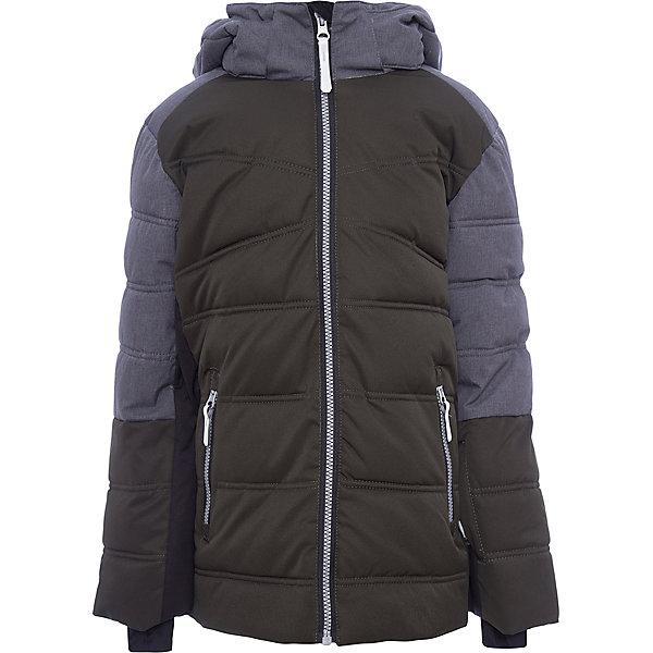 Куртка ICEPEAK для мальчикаВерхняя одежда<br>Характеристики товара:<br><br>• цвет: хаки<br>• состав ткани: 100% полиэстер<br>• подкладка: 100% полиэстер<br>• утеплитель: 100% полиэстер<br>• сезон: зима<br>• температурный режим: от -30 до -5<br>• особенности модели: с капюшоном<br>• капюшон: съемный<br>• плотность утеплителя: 215/115 г/м2<br>• застежка: молния<br>• страна бренда: Финляндия<br>• страна изготовитель: Китай<br><br>Обеспечить ребенку тепло и комфорт в морозы поможет такая куртка для мальчика. Практичная детская куртка отлично подойдет для зимних морозов. Зимняя куртка дополнена удобными деталями - молния закрыта планкой, есть карманы и капюшон. <br><br>Куртку Luhta (Лухта) для мальчика можно купить в нашем интернет-магазине.<br><br>Ширина мм: 356<br>Глубина мм: 10<br>Высота мм: 245<br>Вес г: 519<br>Цвет: хаки<br>Возраст от месяцев: 84<br>Возраст до месяцев: 96<br>Пол: Мужской<br>Возраст: Детский<br>Размер: 128,176,164,152,140<br>SKU: 7264261
