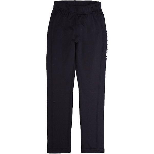 Брюки ICEPEAK для мальчикаВерхняя одежда<br>Характеристики товара:  <br><br>• цвет: черный;<br>• состав ткани: 90% полиэстер, 10% эластан - микрофибра;<br>• подкладка: 100% полиэстер;<br>• сезон: зима:<br>• температурный режим: от -15 до +5;<br>• плотность: 220 г/м2;<br>• пояс: резинка;<br>• страна бренда: Финляндия;<br>• страна изготовитель: Китай. <br><br>Эти детские брюки легко надеваются и снимаются. Черный цвет детских брюк - универсальный и практичный. Для удобства ребенка зимние брюки снабжены мягкой резинкой в талии.   <br><br>Брюки Icepeak (Айспик) для мальчика можно купить в нашем интернет-магазине.<br>Ширина мм: 215; Глубина мм: 88; Высота мм: 191; Вес г: 336; Цвет: черный; Возраст от месяцев: 84; Возраст до месяцев: 96; Пол: Мужской; Возраст: Детский; Размер: 128,116,176,164,152,140; SKU: 7264295;