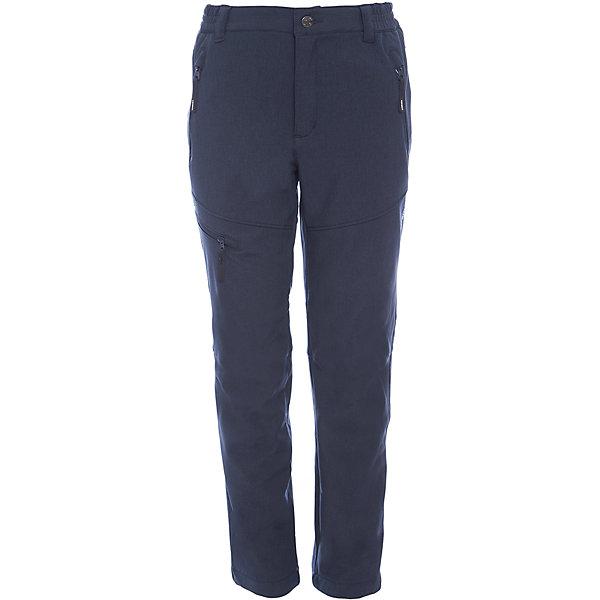 Брюки ICEPEAK для мальчикаВерхняя одежда<br>Характеристики товара:<br><br>• цвет: синий<br>• состав ткани: 92% полиэстер, 8% эластан, софтшел<br>• подкладка: 100% полиэстер, флис<br>• сезон: зима<br>• температурный режим: от -15 до +5<br>• плотность: 220 г/м2<br>• застежка: утяжка<br>• страна бренда: Финляндия<br>• страна изготовитель: Китай<br><br>Темно-синие детские брюки легко надеваются и снимаются. Черный цвет детских брюк - универсальный и практичный. Для удобства ребенка зимние брюки снабжены мягкой резинкой в талии. <br><br>Брюки Luhta (Лухта) для мальчика можно купить в нашем интернет-магазине.<br><br>Ширина мм: 215<br>Глубина мм: 88<br>Высота мм: 191<br>Вес г: 336<br>Цвет: темно-синий<br>Возраст от месяцев: 84<br>Возраст до месяцев: 96<br>Пол: Мужской<br>Возраст: Детский<br>Размер: 128,176,164,152,140<br>SKU: 7264309