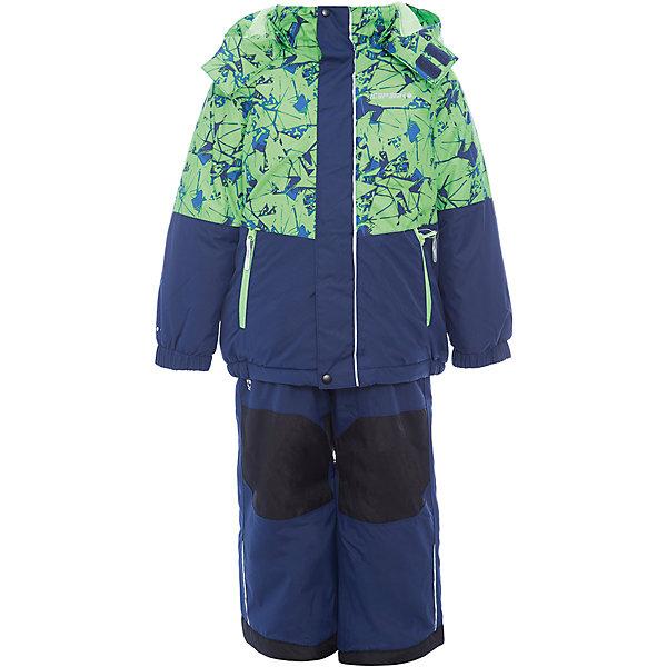 Комплект: куртка и брюки ICEPEAK для мальчикаВерхняя одежда<br>Характеристики товара:  <br><br>• цвет: зеленый ;<br>• комплектация: куртка и полукомбинезон;<br>• состав ткани: 100% полиэстер;<br>• подкладка: 100% полиэстер;<br>• утеплитель: 100% полиэстер; <br>• сезон: зима;<br>• температурный режим: от -25 до 0;<br>• особенности модели: с капюшоном; <br>• плотность утеплителя: 220/200 г/м2;<br>• капюшон: без меха, съемный;<br>• застежка: молния;<br>• страна бренда: Финляндия;<br>• страна изготовитель: Китай. <br><br>Зимний комплект для ребенка разработан с учетом потребностей детей. Этот детский комплект для зимы от известного финского бренда Icepeak состоит из куртки и полукомбинезона. Комплект для мальчика дополнен карманами, лямками, износотойкими накладками и капюшоном.   <br><br>Комплект: куртка и полукомбинезон Icepeak (Айспик) для мальчика можно купить в нашем интернет-магазине.<br>Ширина мм: 356; Глубина мм: 10; Высота мм: 245; Вес г: 519; Цвет: зеленый; Возраст от месяцев: 18; Возраст до месяцев: 24; Пол: Мужской; Возраст: Детский; Размер: 92,122,116,110,104,98; SKU: 7264432;