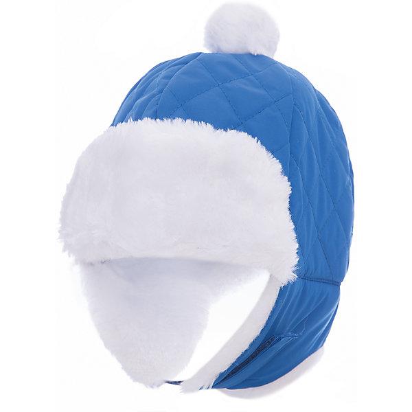 Шапка ICEPEAK для мальчикаГоловные уборы<br>Характеристики товара:  <br><br>• цвет: синий;<br>• состав: 100% полиэстер;<br>• подкладка: 100% полиэстер, флис;<br>• сезон: зима;<br>• застежка: липучка;<br>• страна бренда: Финляндия; <br>• страна изготовитель: Китай. <br><br>Оригинальная детская шапка обеспечит ребенку комфорт и тепло. Эта теплая шапка для мальчика легко надевается благодаря липучке. Зимняя шапка для ребенка отличается продуманным дизайном.   <br><br>Шапку Icepeak (Айспик) для мальчика можно купить в нашем интернет-магазине.<br>Ширина мм: 88; Глубина мм: 155; Высота мм: 26; Вес г: 106; Цвет: синий; Возраст от месяцев: 48; Возраст до месяцев: 60; Пол: Мужской; Возраст: Детский; Размер: 52,50; SKU: 7264480;
