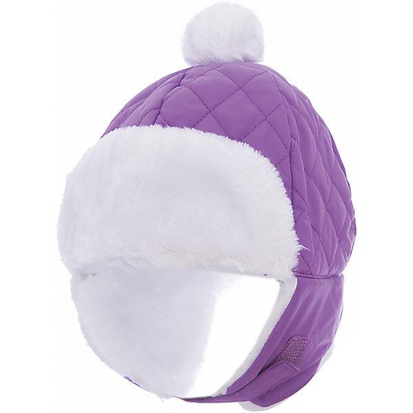 Шапка ICEPEAK для мальчикаГоловные уборы<br>Характеристики товара:  • цвет: фиолетовый • состав: 100% полиэстер • подкладка: 100% полиэстер, флис • сезон: зима • застежка: липучка • страна бренда: Финляндия • страна изготовитель: Китай  Эта теплая шапка для мальчика легко надевается благодаря липучке. Детская шапка стильно смотрится. Зимняя шапка для ребенка отличается оригинальным дизайном.   Шапку Icepeak (Айспик) для мальчика можно купить в нашем интернет-магазине.<br><br>Ширина мм: 88<br>Глубина мм: 155<br>Высота мм: 26<br>Вес г: 106<br>Цвет: лиловый<br>Возраст от месяцев: 24<br>Возраст до месяцев: 36<br>Пол: Мужской<br>Возраст: Детский<br>Размер: 50,52<br>SKU: 7264483