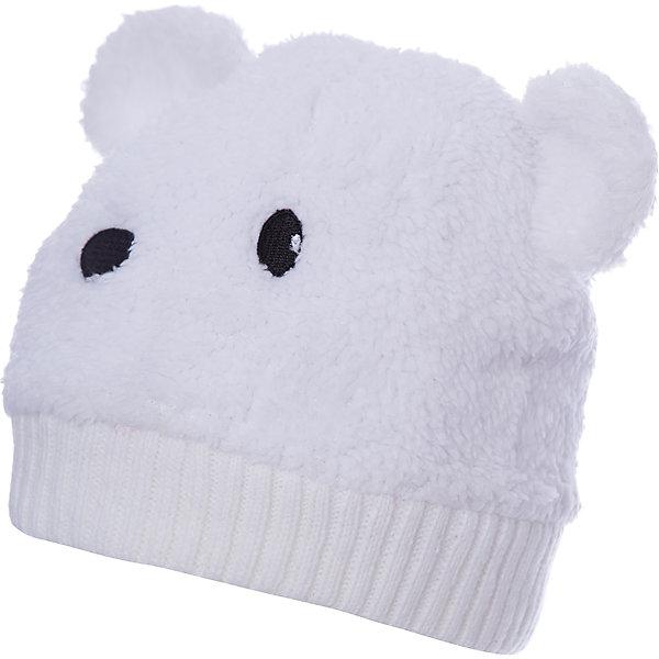 Шапка ICEPEAK для мальчикаГоловные уборы<br>Характеристики товара:<br><br>• цвет: белый<br>• состав: 100% полиэстер<br>• подкладка: 100% полиэстер, флис<br>• сезон: демисезон<br>• страна бренда: Финляндия<br>• страна изготовитель: Китай<br><br>Оригинальная детская шапка декорирована ушками и мордочкой животного. Легкая шапка для ребенка дополнена логотипом. Такая шапка для мальчика мягко сидит на голове благодаря качественному материалу. <br><br>Шапку Luhta (Лухта) для мальчика можно купить в нашем интернет-магазине.<br><br>Ширина мм: 88<br>Глубина мм: 155<br>Высота мм: 26<br>Вес г: 106<br>Цвет: белый<br>Возраст от месяцев: 48<br>Возраст до месяцев: 60<br>Пол: Мужской<br>Возраст: Детский<br>Размер: 52<br>SKU: 7264498