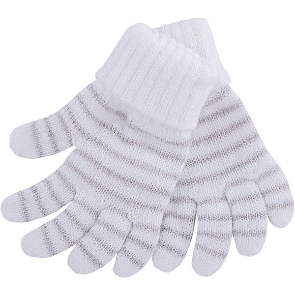 Перчатки Wojcik для девочкиПерчатки<br>Характеристики товара:<br><br>• цвет: молочный<br>• состав ткани: 100% акрил<br>• сезон: демисезон<br>• декор: вязаный узор<br>• страна бренда: Польша<br>• страна изготовитель: Польша<br><br> Эти перчатки для детей - мягкие и комфортные. Перчатки для девочки Wojcik мягко облегают руки. Детские перчатки декорированы вязаными полосами. Одежда для детей из Польши от бренда Wojcik отличается хорошим качеством и стилем. <br><br>Перчатки Wojcik (Войчик) для девочки можно купить в нашем интернет-магазине.<br>Ширина мм: 162; Глубина мм: 171; Высота мм: 55; Вес г: 119; Цвет: бежевый; Возраст от месяцев: 60; Возраст до месяцев: 72; Пол: Женский; Возраст: Детский; Размер: 116,158,152,146,140,134,128,122; SKU: 7266357;