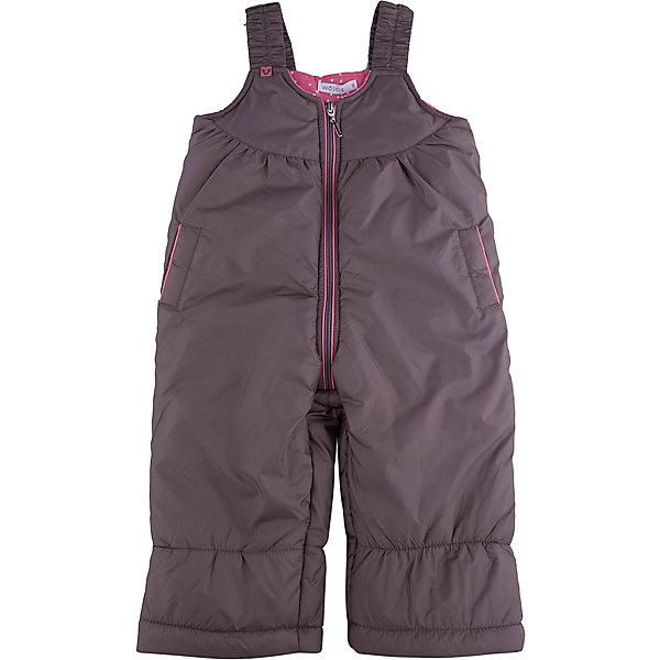 Полукомбинезон Wojcik для девочкиВерхняя одежда<br>Характеристики товара:<br><br>• цвет: коричневый<br>• состав ткани: 100% полиэстер<br>• сезон: демисезон<br>• особенности модели: спортивный стиль<br>• застежка: молния<br>• страна бренда: Польша<br>• страна изготовитель: Польша<br><br>Утепленный полукомбинезон для детей - модный и комфортный. Практичный утепленный полукомбинезон для девочки Wojcik комфортно сидит по фигуре. Детский полукомбинезон дополнен удобными лямками. Одежда для детей из Польши от бренда Wojcik отличается хорошим качеством и стилем. <br><br>Полукомбинезон Wojcik (Войчик) для девочки можно купить в нашем интернет-магазине.<br>Ширина мм: 215; Глубина мм: 88; Высота мм: 191; Вес г: 336; Цвет: коричневый; Возраст от месяцев: 18; Возраст до месяцев: 24; Пол: Женский; Возраст: Детский; Размер: 92,80,86; SKU: 7266422;