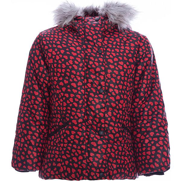 Куртка Wojcik для девочкиВерхняя одежда<br>Характеристики товара:<br><br>• цвет: красный<br>• состав ткани: 100% полиэстер<br>• подкладка: 100% полиэстер<br>• утеплитель: 100% полиэстер<br>• сезон: демисезон<br>• температурный режим: от -15 до +5<br>• особенности модели: с капюшоном<br>• застежка: молния<br>• длинные рукава<br>• страна бренда: Польша<br>• страна изготовитель: Польша<br><br>Оригинальная куртка для девочки от Войчик дополнена капюшоном. Детская куртка удобно застегивается. Утепленная куртка для детей выполнена в модной красивой расцветке. Польская детская одежда для детей от бренда Wojcik - это качественные и стильные вещи. <br><br>Куртку Wojcik (Войчик) для девочки можно купить в нашем интернет-магазине.<br>Ширина мм: 356; Глубина мм: 10; Высота мм: 245; Вес г: 519; Цвет: белый; Возраст от месяцев: 120; Возраст до месяцев: 132; Пол: Женский; Возраст: Детский; Размер: 146; SKU: 7266534;