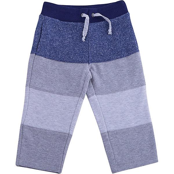 Брюки Wojcik для мальчикаБрюки<br>Характеристики товара:<br><br>• цвет: серый<br>• состав ткани: 97% хлопок, 3% эластан <br>• сезон: демисезон<br>• особенности модели: спортивный стиль<br>• пояс: резинка, шнурок<br>• страна бренда: Польша<br>• страна изготовитель: Польша<br><br>Спортивные штаны для мальчика Wojcik комфортно сидят по фигуре. Эти детские штаны дополнены шнурком в мягком поясе. Спортивные штаны для детей - дышащие и комфортные. Одежда для детей из Польши от бренда Wojcik отличается хорошим качеством и стилем. <br><br>Брюки Wojcik (Войчик) для мальчика можно купить в нашем интернет-магазине.<br>Ширина мм: 215; Глубина мм: 88; Высота мм: 191; Вес г: 336; Цвет: синий; Возраст от месяцев: 3; Возраст до месяцев: 6; Пол: Мужской; Возраст: Детский; Размер: 68,98,92,86,80,74; SKU: 7266587;