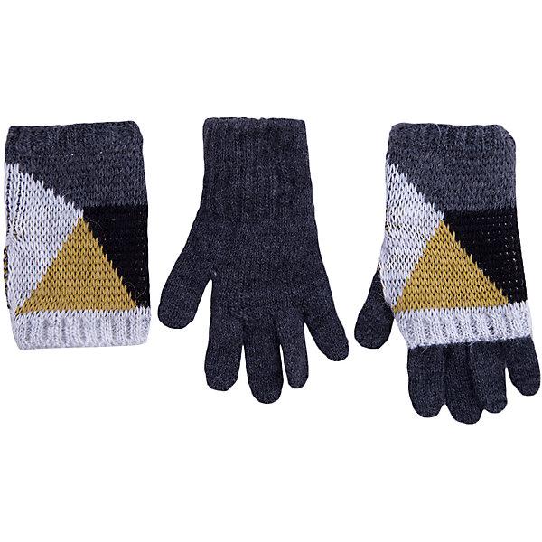 Перчатки Wojcik для мальчикаПерчатки<br>Характеристики товара:<br><br>• цвет: серый<br>• состав ткани: 100% акрил<br>• сезон: демисезон<br>• декор: вязаный узор<br>• страна бренда: Польша<br>• страна изготовитель: Польша<br><br>Теплые перчатки для мальчика Wojcik мягко облегают руки. Детские перчатки декорированы вязаным рисунком. Эти перчатки для детей - мягкие и комфортные. Одежда для детей из Польши от бренда Wojcik отличается хорошим качеством и стилем. <br><br>Перчатки Wojcik (Войчик) для мальчика можно купить в нашем интернет-магазине.<br>Ширина мм: 162; Глубина мм: 171; Высота мм: 55; Вес г: 119; Цвет: серый; Возраст от месяцев: 36; Возраст до месяцев: 48; Пол: Мужской; Возраст: Детский; Размер: 104,128,98,122,116,110,134; SKU: 7266649;