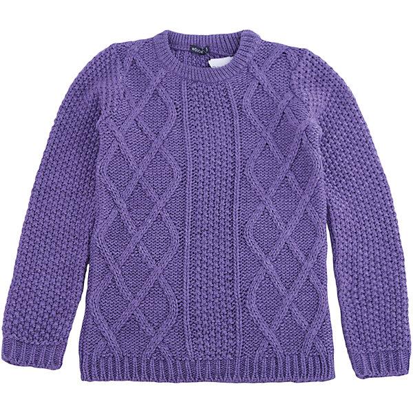 Свитер Wojcik для мальчикаСвитера и кардиганы<br>Характеристики товара:<br><br>• цвет: фиолетовый<br>• состав ткани: 50% хлопок, 50% акрил<br>• сезон: демисезон<br>• длинные рукава<br>• страна бренда: Польша<br>• страна изготовитель: Польша<br><br>Стильный свитер для мальчика Войчик отличается модным кроем и актуальным в этом сезоне цветом. Детский свитер декорирован вязаным узором. Свитер для детей - удобная и стильная вещь. Польская детская одежда для детей от бренда Wojcik - это качественные и модные вещи. <br><br>Свитер Wojcik (Войчик) для мальчика можно купить в нашем интернет-магазине.<br>Ширина мм: 190; Глубина мм: 74; Высота мм: 229; Вес г: 236; Цвет: лиловый; Возраст от месяцев: 96; Возраст до месяцев: 108; Пол: Мужской; Возраст: Детский; Размер: 134,128,158,152,146,140; SKU: 7266663;