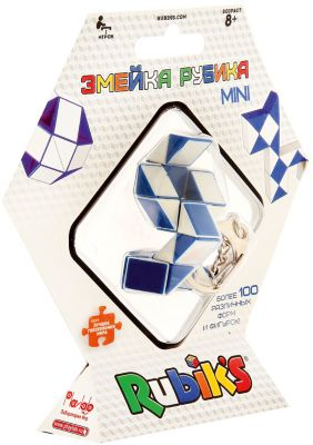 Брелок Rubik's Змейка , 24 элемента