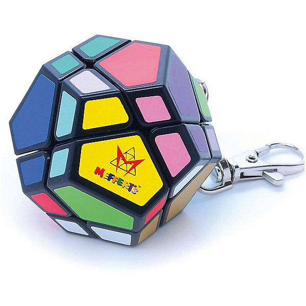 Брелок-головоломка Mefferts Мини СкьюбГоловоломки Кубик Рубика<br>Характеристики:<br><br>• игрушка-брелок;<br>• брелок с карабином на цепочке;<br>• механическая головоломка;<br>• 12 цветов - одна из самых сложных головоломок;<br>• уменьшенный вариант головоломки Скьюб;<br>• головоломку в теории можно собрать, сделав не более 14 поворотов;<br>• размер головоломки Mefferts: 4,5х4,5х4,5 см;<br>• материал: пластик;<br>• размер упаковки: 5х5х12 см;<br>• вес: 100 г.<br><br>Головоломка Скьюб используется для тренировки логического мышления. Задача игрока: собрать на каждой из сторон 12 уникальных цветов. Брелок мини Скьюб имеет кольцо и цепочку, чтобы носить головоломку на ключах или рюкзаке. Цепочка отсоединяется, чтобы было удобнее крутить головоломку. Мини-карабинчик позволяет прикрепить цепочку к корпусу игрушки.<br><br>Брелок-Головоломка «Мини-Скьюб», можно купить в нашем интернет-магазине.<br><br>Ширина мм: 50<br>Глубина мм: 50<br>Высота мм: 120<br>Вес г: 100<br>Возраст от месяцев: 84<br>Возраст до месяцев: 2147483647<br>Пол: Унисекс<br>Возраст: Детский<br>SKU: 7272124