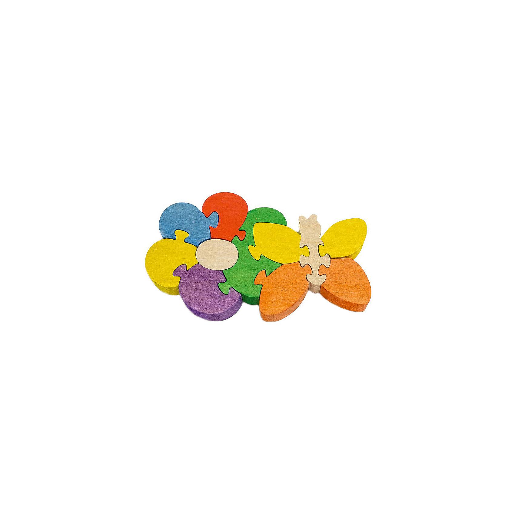 Головоломка с цветами фото