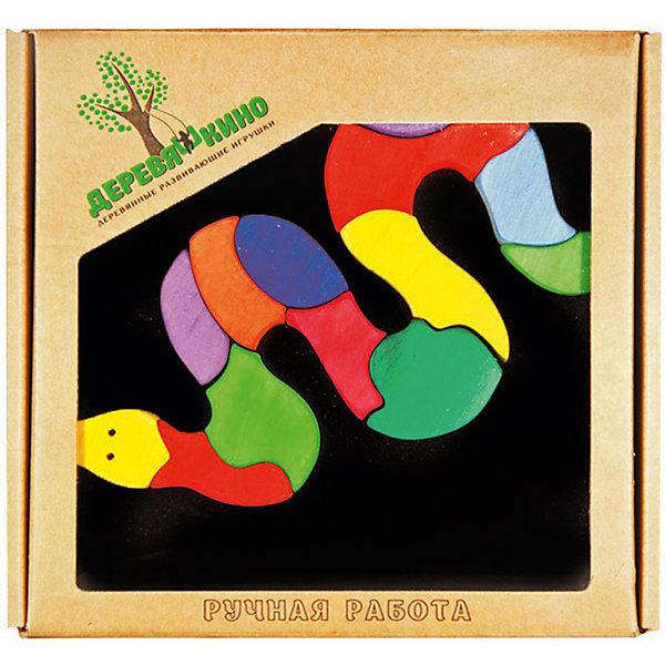 Магнитный пазл ЗмейкаПазлы для малышей<br>Характеристики товара:<br><br>• возраст: от 3 лет;<br>• количество деталей: 12 шт.; <br>• комплект: магнитная доска, элементы пазла;<br>• материал: дерево, магнит;<br>• размер упаковки: 21x21x2 см.;<br>• упаковка: картонная коробка блистерного типа;<br>• размер магнитной доски: 20х20 см.;<br>• cтрана обладатель бренда: Россия.<br><br>Деревянный пазл на магнитной доске позволит собрать интересный пазл.<br><br>Змейка состоит из 12 ярких и красочных элементов. Ее можно собрать не только на доске, которая входит в комплект, но и на другой поверхности. <br><br>Готовая работа может украсить любой интерьер помещения.<br><br>Магнитный пазл можно купить в нашем интернет-магазине.<br>Ширина мм: 30; Глубина мм: 200; Высота мм: 200; Вес г: 470; Возраст от месяцев: 36; Возраст до месяцев: 84; Пол: Унисекс; Возраст: Детский; SKU: 7276698;