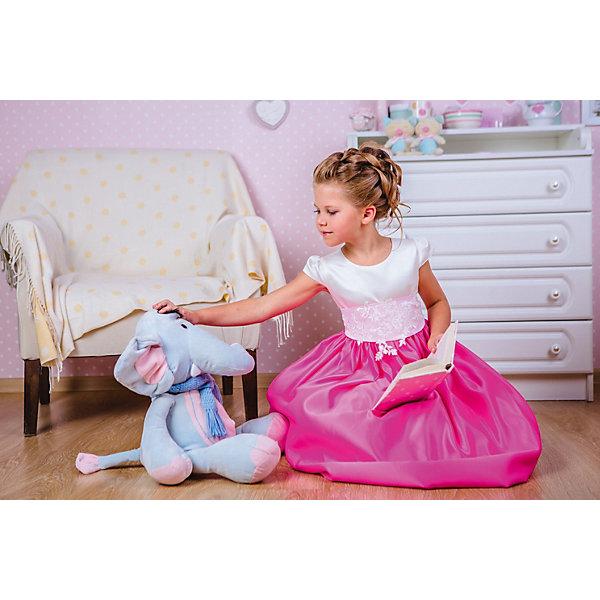 Платье нарядное Unona Dart для девочкиОдежда<br>Характеристики товара:<br><br>• цвет: розовый;<br>• состав: 100% полиэстер;<br>• подкладка: 65% полиэстер, 35% хлопок;<br>• сезон: круглый год;<br>• особенности: нарядное, на подкладке;<br>• застежка: молния на спинке;<br>• поясок-лента;<br>• с коротким рукавом;<br>• страна бренда: Россия;<br>• страна изготовитель: Россия.<br><br>Нарядное платье с коротким рукавом для девочки. Роскошное платье в пол с широким поясом, отделанным кружевом. Длина до пола. Гладкий лиф, маленький рукав-крылышко. Широкий пояс, украшенный декоративным кружевным фрагментом, сзади завязывается на бант. Мягкие складки придают юбке пышность. Платье застегивается на молнию.<br><br>Нарядное платье Unona Dart (Юнона де Арт) можно купить в нашем интернет-магазине.<br><br>Ширина мм: 236<br>Глубина мм: 16<br>Высота мм: 184<br>Вес г: 177<br>Цвет: розовый<br>Возраст от месяцев: 60<br>Возраст до месяцев: 72<br>Пол: Женский<br>Возраст: Детский<br>Размер: 116,134,128,122<br>SKU: 7309040