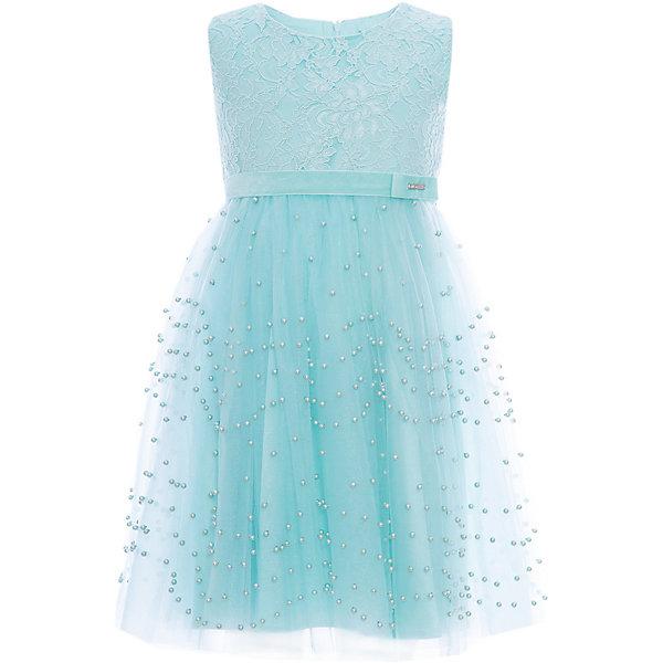 Платье нарядное Unona Dart для девочкиОдежда<br>Характеристики товара:<br><br>• цвет: мятный;<br>• состав: 100% полиэстер;<br>• подкладка: 65% полиэстер, 35% хлопок;<br>• сезон: круглый год;<br>• особенности: нарядное, на подкладке;<br>• застежка: молния на спинке;<br>• поясок-лента;<br>• без рукавов;<br>• страна бренда: Россия;<br>• страна изготовитель: Россия.<br><br>Нарядное платье без рукавов для девочки. Ультрамодное платье для любой вечеринки. Лиф покрыт изысканным кружевом, а юбка густо усыпана жемчужинами! Пояс из репсовой ленты обеспечивает прилегание по талии.<br><br>Нарядное платье Unona Dart (Юнона де Арт) можно купить в нашем интернет-магазине.<br>Ширина мм: 236; Глубина мм: 16; Высота мм: 184; Вес г: 177; Цвет: зеленый; Возраст от месяцев: 60; Возраст до месяцев: 72; Пол: Женский; Возраст: Детский; Размер: 116,134,128,122; SKU: 7309180;