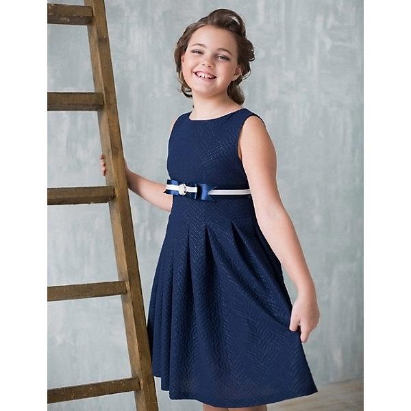 Платье нарядное Unona Dart для девочкиОдежда<br>Характеристики товара:<br><br>• цвет: синий;<br>• состав: 100% полиэстер;<br>• подкладка: 65% полиэстер, 35% хлопок;<br>• сезон: круглый год;<br>• особенности: нарядное, на подкладке;<br>• застежка: молния на спинке;<br>• поясок;<br>• без рукавов;<br>• страна бренда: Россия;<br>• страна изготовитель: Россия.<br><br>Нарядное платье без рукавов для девочки. Изысканное платье с мягкими складками на юбке. Платье застегивается на молнию. Дополнительное облегание достигается за счет красивого, сложного пояса из атласной ленты, украшенного бантом и брошью с искусственными камнями. В платье уже есть подъюбник из сетки, который придает юбке пышность.<br><br>Нарядное платье Unona Dart (Юнона де Арт) можно купить в нашем интернет-магазине.<br>Ширина мм: 236; Глубина мм: 16; Высота мм: 184; Вес г: 177; Цвет: синий; Возраст от месяцев: 144; Возраст до месяцев: 156; Пол: Женский; Возраст: Детский; Размер: 158,140,152,146; SKU: 7309234;