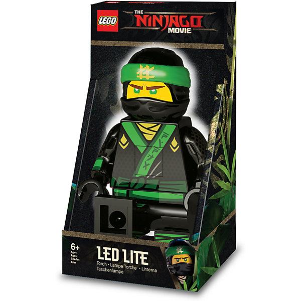 Игрушка-минифигура-фонарь LEGO Ninjago Movie (Лего Фильм: Ниндзяго)-LloydДетские предметы интерьера<br>Характеристики:<br><br>• фонарик-игрушка;<br>• светодиодные лампочки;<br>• элемент питания: батарейки;<br>• функциональная фигурка Lego: подвижные конечности, поворачивается голова, в руках может удерживать мелкие предметы, аксессуары из наборов;<br>• размер упаковки: 13,5х10х24,5 см;<br>• вес: 397 г.<br><br>Фигурка Lego с подвижными конечностями выступает не только в качестве персонажа в сюжетно-ролевых играх, но является и карманным фонариком. Светодиодные лампочки встроены в ступни персонажа, активируются и ярко горят. <br><br>Игрушку-минифигуру-фонарь LEGO Ninjago Movie (Лего Фильм: Ниндзяго)-Lloyd можно купить в нашем интернет-магазине.<br><br>Ширина мм: 135<br>Глубина мм: 100<br>Высота мм: 245<br>Вес г: 397<br>Возраст от месяцев: 72<br>Возраст до месяцев: 2147483647<br>Пол: Мужской<br>Возраст: Детский<br>SKU: 7310762