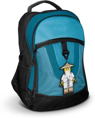 Бирка для багажа LEGO Ninjago Movie (Лего Фильм: Ниндзяго)-Sensei, артикул:7310772 - В дороге