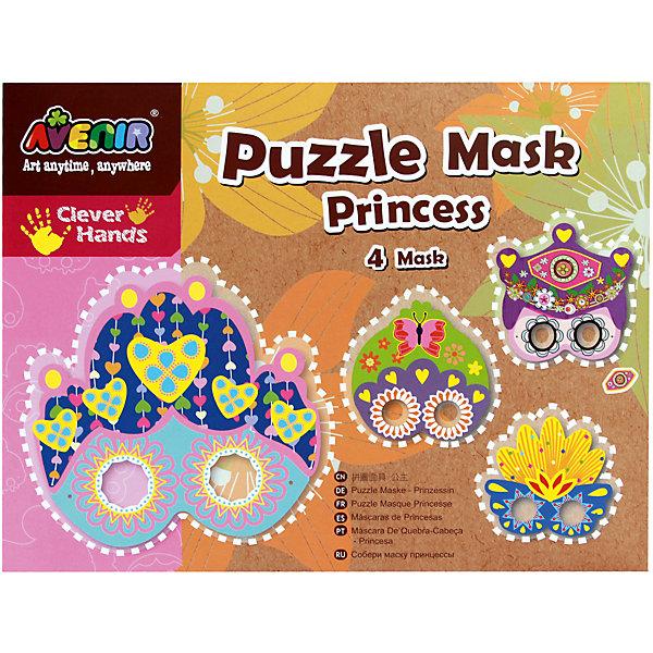 Набор Собери маску принцессы