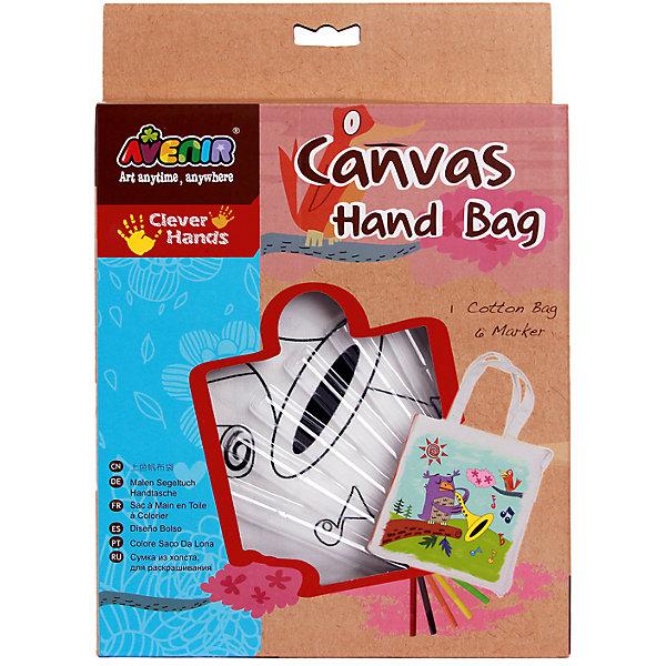 Набор для раскрашивания сумки из холста ПтичкаНаборы для раскрашивания<br>Характеристики товара:<br><br>• возраст: от 3 лет;<br>• пол: девочка;<br>В комплекте:<br>• сумка-холст;<br>• 6 цветных маркеров;<br>• из чего сделана игрушка (состав): текстиль, пластик, фибра; <br>• вес: 0,24 кг.;<br>• размер упаковки: 21х30х3,5 см.;<br>• упаковка: картонный коробка.<br><br>Набор для раскрашивания Птичка принадлежит серии Сумка из холста. <br><br>Набор позволит ребенку почувствовать себя настоящим художником, ведь сумка, входящая в набор, будет служить ему холстом. На лицевой части сумки нанесен трафарет с узором, который раскрашивается специальными маркерами по ткани. В итоге у ребенка получится уникальная вещь, не как у всех, в которой можно носить игрушки, сменную обувь и другие нужные вещи.<br><br>Набор для раскрашивания сумки из холста «Птичка» можно купить в нашем интернет-магазине.<br>Ширина мм: 210; Глубина мм: 300; Высота мм: 35; Вес г: 240; Возраст от месяцев: 36; Возраст до месяцев: 2147483647; Пол: Женский; Возраст: Детский; SKU: 7313478;