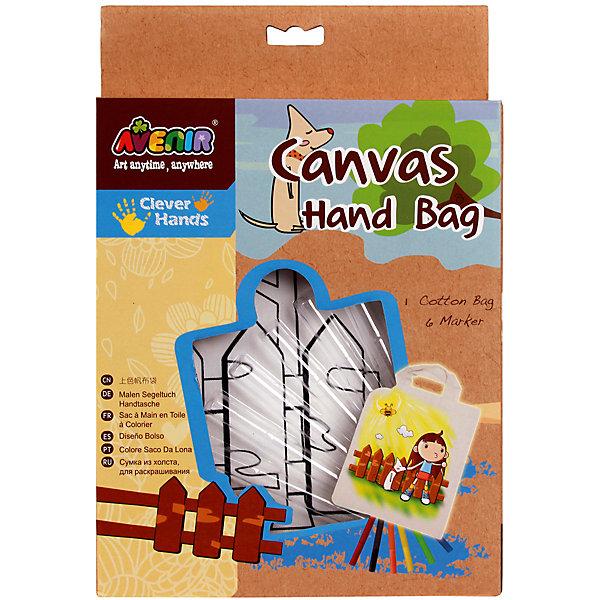 Набор для раскрашивания сумки из холста ДевочкаНаборы для раскрашивания<br>Характеристики товара:<br><br>• возраст: от 3 лет;<br>• пол: девочка;<br>В комплекте:<br>• сумка-холст;<br>• 6 цветных маркеров;<br>• из чего сделана игрушка (состав): текстиль, пластик, фибра; <br>• вес: 0,24 кг.;<br>• размер упаковки: 21х30х3,5 см.;<br>• упаковка: картонный коробка.<br><br>Набор для раскрашивания Девочка принадлежит серии Сумка из холста. <br><br>Набор позволит ребенку почувствовать себя настоящим художником, ведь сумка, входящая в набор, будет служить ему холстом. На лицевой части сумки нанесен трафарет с узором, который раскрашивается специальными маркерами по ткани. В итоге у ребенка получится уникальная вещь, не как у всех, в которой можно носить игрушки, сменную обувь и другие нужные вещи.<br><br>Набор для раскрашивания сумки из холста «Девочка» можно купить в нашем интернет-магазине.<br><br>Ширина мм: 210<br>Глубина мм: 300<br>Высота мм: 35<br>Вес г: 240<br>Возраст от месяцев: 36<br>Возраст до месяцев: 2147483647<br>Пол: Женский<br>Возраст: Детский<br>SKU: 7313479
