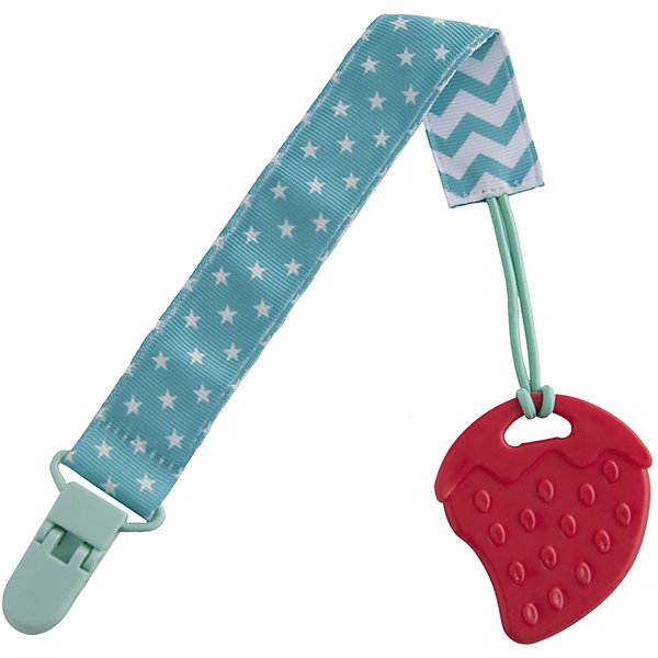 Прорезыватель на держателе Roxy-kids, мятныйПустышки<br>Характеристики:<br><br>• палочка-выручалочка на этапе прорезывания зубов;<br>• прорезыватель на держателе;<br>• надежно крепится к одежде;<br>• возможность отсоединить прорезыватель от держателя;<br>• рельефная поверхность прорезывателя;<br>• массажный эффект;<br>• возможность охладить грызунок Roxy-kids;<br>• материал: полипропилен, текстиль, пластик;<br>• не содержит бисфенол-А;<br>• размер упаковки: 11х21х1 см;<br>• вес: 50 г.<br><br>Многофункциональный аксессуар для малышей представляет собой прорезыватель на держателе. Малыш отвлекается от ноющей боли воспаленных десен, когда режутся зубки. Рельефная поверхность прорезывателя массирует десны, охлаждение позволяет «заморозить» десны. Держатель съемный, может использоваться также с пустышкой или ниблером. <br><br>Прорезыватель на держателе Roxy-kids, мятный можно купить в нашем интернет-магазине.<br>Ширина мм: 110; Глубина мм: 210; Высота мм: 10; Вес г: 50; Возраст от месяцев: 0; Возраст до месяцев: 24; Пол: Унисекс; Возраст: Детский; SKU: 7315615;