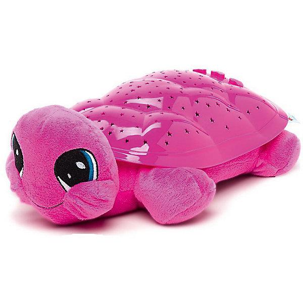 Мягкая игрушка-ночник Мульти-Пульти Черепаха 30 см, розоваяДетские предметы интерьера<br>Характеристики товара:<br><br>• возраст: от 3 лет;<br>• материал: пластик, плюш;<br>• размер игрушки: 30 см;<br>• тип батареек: 3 батарейки ААА;<br>• наличие батареек: не входят в комплект;<br>• размер упаковки: 34х22х14 см;<br>• вес упаковки: 680 гр.;<br>• страна производитель: Китай.<br><br>Проектор-ночник «Черепаха» Мульти-Пульти розовый позволит малышу спокойно отдохнуть и поспать в детской комнате. Проектор выполняет сразу несколько функций. Панцирь черепашки проецирует на потолок звездное небо, превращая детскую комнату в волшебное место. Работает ночник в 4 световых режимах и с 4 разными режимами мигания.<br><br>Музыкальные колыбельные помогут убаюкать ребенка. В памяти встроено 4 композиции: «Спят усталые игрушки», «Спи моя радость, усни», «Колыбельная медведицы». Кнопки включения и выключения расположены на панцире. Панцирь выполнен из пластика, а тело черепашки из мягкого приятного материала. <br><br>Проектор-ночник «Черепаха» Мульти-Пульти розовый можно приобрести в нашем интернет-магазине.<br>Ширина мм: 34; Глубина мм: 22; Высота мм: 14; Вес г: 70; Возраст от месяцев: 36; Возраст до месяцев: 84; Пол: Унисекс; Возраст: Детский; SKU: 7316519;