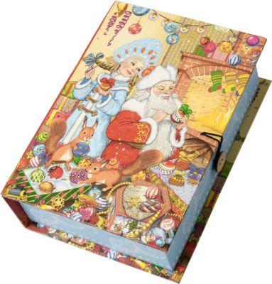 Magic Time Подарочная Коробка Внучка Деда Мороза-M
