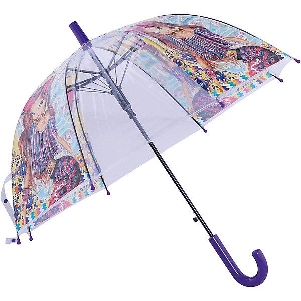 Зонт-трость Академия Групп Winx Fairy CoutureЗонты детские<br>Характеристики:<br><br>• детский зонтик защищает ребенка в дождливую погоду;<br>• тип раскладывания: автоматический;<br>• тип складывания: механический;<br>• металлические части закрыты пластиком;<br>• материал ручки: пластик;<br>• материал купола: термопластичный полиолефиновый эластомер;<br>• застежка-липучка;<br>• размер стержня: 62 см<br>• размер упаковки: 63х5,7х5,7 см.<br>• вес: 270 г.<br><br>Детский зонтик укроет девочку от дождя, сохранив сухой ее головку и одежку. Детский зонтик оформлен в стиле Winx Fairy Couture, купол зонта украшают изображения героев Винкс.<br><br>Детский зонт-трость Winx Fairy Couture можно купить в нашем интернет-магазине.<br><br>Ширина мм: 630<br>Глубина мм: 57<br>Высота мм: 57<br>Вес г: 270<br>Возраст от месяцев: 36<br>Возраст до месяцев: 72<br>Пол: Женский<br>Возраст: Детский<br>SKU: 7319940