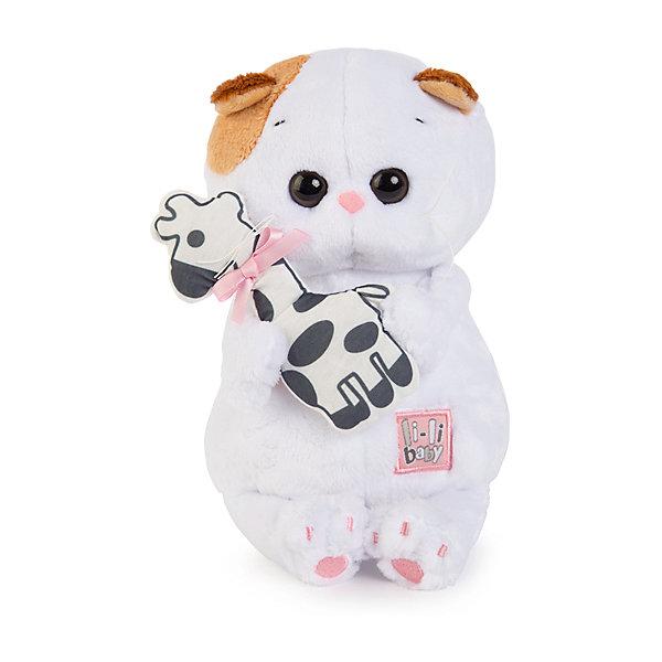Мягкая игрушка Budi Basa Кошка Ли-Ли Baby с жирафиком, 20 смМягкие игрушки-кошки<br>Характеристики товара:<br><br>• возраст: от 3 лет;<br>• материал: текстиль, искусственный мех;<br>• высота игрушки: 24 см;<br>• размер упаковки: 25х15х10 см;<br>• вес упаковки: 250 гр.;<br>• страна производитель: Россия.<br><br>Мягкая игрушка «Ли-Ли с жирафиком» Budi Basa — очаровательная пушистая белоснежная кошечка с большими глазками и оранжевыми ушками. Ли-Ли держит в лапках маленького игрушечного жирафа.<br><br>Игрушка выполнена из качественного безопасного материала, настолько приятного и мягкого, что ребенок будет брать с собой котенка в кроватку и спать в обнимку.<br><br>Мягкую игрушку «Ли-Ли с жирафиком» Budi Basa можно приобрести в нашем интернет-магазине.<br><br>Ширина мм: 215<br>Глубина мм: 150<br>Высота мм: 110<br>Вес г: 250<br>Возраст от месяцев: 36<br>Возраст до месяцев: 2147483647<br>Пол: Унисекс<br>Возраст: Детский<br>SKU: 7319987