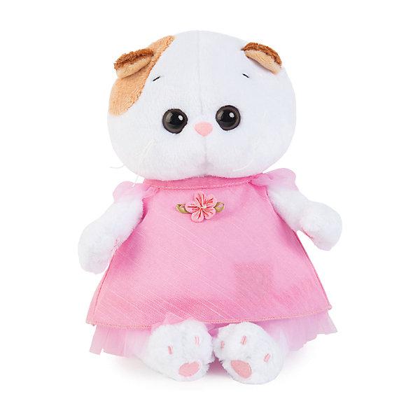 Мягкая игрушка Budi Basa Кошка Ли-Ли Baby в розовом платье, 20 смМягкие игрушки-кошки<br>Характеристики товара:<br><br>• возраст: от 3 лет;<br>• материал: текстиль, искусственный мех;<br>• высота игрушки: 24 см;<br>• размер упаковки: 25х15х10 см;<br>• вес упаковки: 250 гр.;<br>• страна производитель: Россия.<br><br>Мягкая игрушка «Ли-Ли в розовом платье» Budi Basa — очаровательная пушистая белоснежная кошечка с большими глазками и оранжевыми ушками.<br><br>Игрушка выполнена из качественного безопасного материала, настолько приятного и мягкого, что ребенок будет брать с собой котенка в кроватку и спать в обнимку.<br><br>Мягкую игрушку «Ли-Ли в розовом платье» Budi Basa можно приобрести в нашем интернет-магазине.<br><br>Ширина мм: 215<br>Глубина мм: 150<br>Высота мм: 110<br>Вес г: 250<br>Возраст от месяцев: 36<br>Возраст до месяцев: 2147483647<br>Пол: Унисекс<br>Возраст: Детский<br>SKU: 7319988