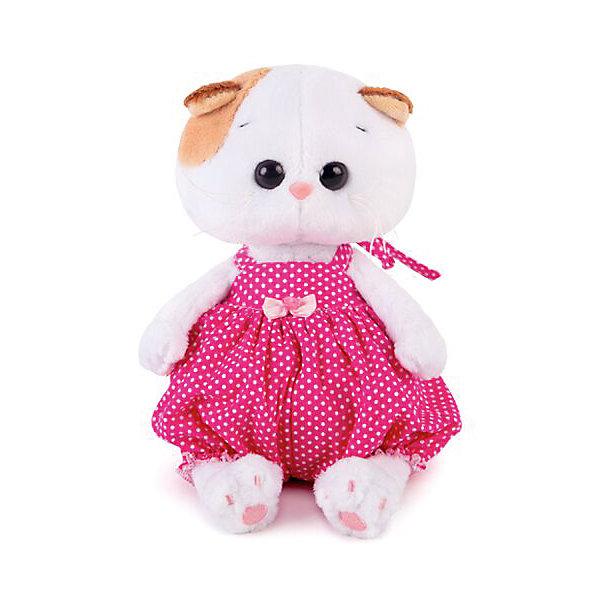 Мягкая игрушка Budi Basa Кошка Ли-Ли Baby в песочнике, 20 смМягкие игрушки-кошки<br>Характеристики товара:<br><br>• возраст: от 3 лет;<br>• материал: текстиль, искусственный мех;<br>• высота игрушки: 24 см;<br>• размер упаковки: 25х15х10 см;<br>• вес упаковки: 250 гр.;<br>• страна производитель: Россия.<br><br>Мягкая игрушка «Ли-Ли в песочнике» Budi Basa — очаровательная пушистая белоснежная кошечка с большими глазками и оранжевыми ушками. Ли-Ли одета в яркий песочник.<br><br>Игрушка выполнена из качественного безопасного материала, настолько приятного и мягкого, что ребенок будет брать с собой котенка в кроватку и спать в обнимку.<br><br>Мягкую игрушку «Ли-Ли в песочнике» Budi Basa можно приобрести в нашем интернет-магазине.<br><br>Ширина мм: 215<br>Глубина мм: 150<br>Высота мм: 110<br>Вес г: 250<br>Возраст от месяцев: 36<br>Возраст до месяцев: 2147483647<br>Пол: Унисекс<br>Возраст: Детский<br>SKU: 7319992