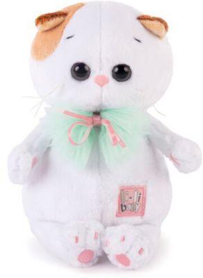 Мягкая игрушка Budi Basa Кошка Ли-Ли Baby с бантом, 20 см