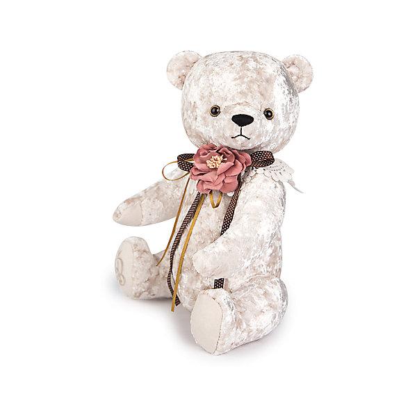 Мягкая игрушка Budi Basa Медведь БернАрт белый, 28 смПлюшевые медведи<br>Характеристики товара:<br><br>• возраст: от 3 лет;<br>• материал: текстиль, искусственный мех;<br>• высота игрушки: 28 см;<br>• размер упаковки: 28х18х20 см;<br>• вес упаковки: 393 гр.;<br>• страна производитель: Россия.<br><br>Мягкая игрушка «Медведь БернАрт» — очаровательный пушистый медвежонок со сгибаемвыми лапками.Медведь украшен красивым бантом.<br><br>Игрушка выполнена из мягкого велюра и очень приятна на ощупь. Такой медвежонок станет отличным подарком на праздник.<br><br>Мягкую игрушку «Медведь БернАрт» можно купить в нашем интернет-магазине.<br><br>Ширина мм: 200<br>Глубина мм: 165<br>Высота мм: 280<br>Вес г: 393<br>Возраст от месяцев: 36<br>Возраст до месяцев: 2147483647<br>Пол: Унисекс<br>Возраст: Детский<br>SKU: 7320009