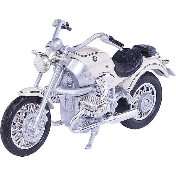 Коллекционный мотоцикл Autotime BMW R1200C 1:18Машинки<br>Характеристики товара:<br><br>• возраст: от 3 лет;<br>• материал: пластик, металл;<br>• масштаб: 1:18;<br>• размер упаковки: 16х11х7 см;<br>• вес упаковки: 157 гр.;<br>• страна производитель: Китай.<br><br>Мотоцикл «BMW R1200C» Autogrand представляет собой уменьшенную копию мотоцикла. У него поворачивается переднее колесо. Выполнена игрушка из качественных прочных материалов.<br><br>Мотоцикл «BMW R1200C» Autogrand можно приобрести в нашем интернет-магазине.<br><br>Ширина мм: 160<br>Глубина мм: 110<br>Высота мм: 70<br>Вес г: 157<br>Возраст от месяцев: 36<br>Возраст до месяцев: 2147483647<br>Пол: Мужской<br>Возраст: Детский<br>SKU: 7320078