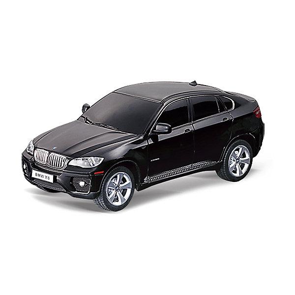 Радиоуправляемая машина Rastar BMW X6 1:24, чернаяРадиоуправляемые машины<br><br><br>Ширина мм: 9999<br>Глубина мм: 9999<br>Высота мм: 9999<br>Вес г: 440<br>Возраст от месяцев: 36<br>Возраст до месяцев: 2147483647<br>Пол: Унисекс<br>Возраст: Детский<br>SKU: 7320816