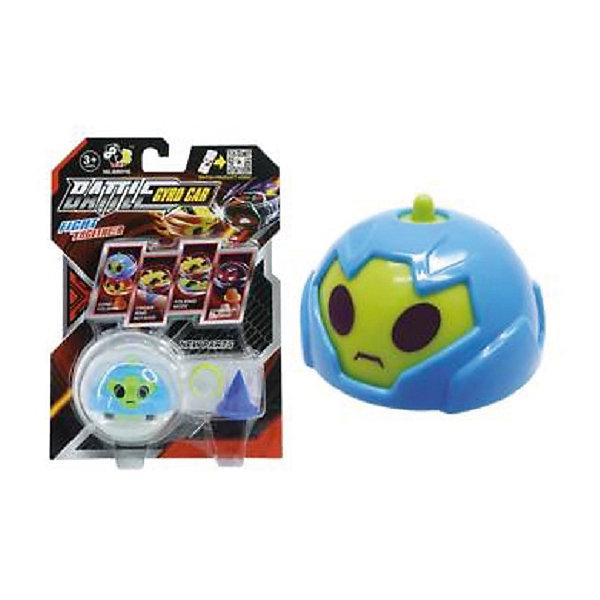 Машинка с гироскопом Gyro Flash Hero, синняМашинки<br>Характеристики товара:<br><br>• возраст: от 3 лет;<br>• цвет: синий;<br>В комплекте:<br>• машинка; <br>• аксессуары;<br>• из чего сделана игрушка (состав): пластик, металл, резина;<br>• упаковка: блистер на картоне;<br>• размер упаковки: 18х14х3 см;<br>• вес: 84 гр.<br><br>Забавная игрушка Hero от производителя Gyro Flash представляет собой оригинальную машинку с гироскопом, которую можно легко приводить в движение с помощью простых деталей, входящих в комплект. Пластиковая полусфера выглядит как голова воина в красном шлеме. Необычная машинка может ездить на колесиках и вращаться вокруг своей оси словно волчок. Если перевернуть фигурку, она превращается в уникальную юлу.<br><br>Машинку с гироскопом Gyro Flash Hero, можно купить в нашем интернет-магазине.<br><br>Ширина мм: 180<br>Глубина мм: 140<br>Высота мм: 30<br>Вес г: 83<br>Возраст от месяцев: 36<br>Возраст до месяцев: 2147483647<br>Пол: Мужской<br>Возраст: Детский<br>SKU: 7321050
